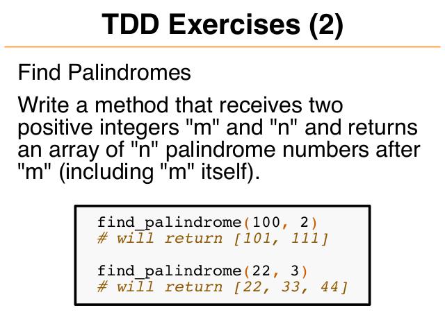Self-testing Code in Ruby - Giovanni Sakti - Rabbit Slide Show