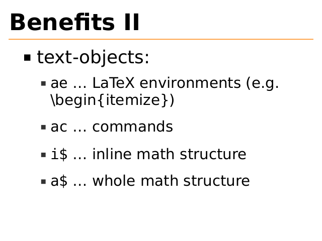 Get productive with vimtex for LaTeX - Matthias Günther